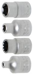 Steckschlüssel-Einsätze 3/8'' (10 mm)