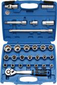 Steckschlüsselsätze 1/2'' (12,5 mm)