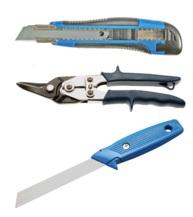Messer, Scheren & Klingen