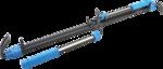 COB-LED-Motorhauben-Leuchte mit Akku & Expanderhalterung 2 COB-LED Arbeits-Handleuchten