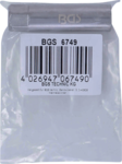 Bgs Technic Tapeind uitdraaier 6,3 mm (1/4) 3,5 mm