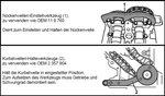 Motor-Einstell-Werkzeug-Satz fur BMW und MINI, 1.5 & 2.0L Diesel