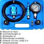 Bgs Technic Waterpomptester-set 8-dlg