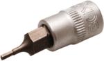Bit-Einsatz Antrieb Innenvierkant 6,3 mm (1/4) Innensechskant