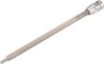 Bit-Einsatz Lange 240 mm Antrieb Innenvierkant 12,5 mm (1/2) Innensechskant