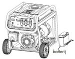 Benzin-Generator 5,5 kW