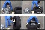 Lkw-Reifen Montage-/Demontage-Hebel 28 - 30 mm