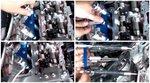 Kraftstoff-Einspritzdusenwerkzeug-Satz fur BMW