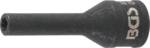 Abdreh-Einsatz fur Gluhkerzenelektrode Antrieb Innenvierkant (1/4) SW 3,2 mm