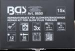 Reparatursatz fur Gluhkerzengewinde M10 x 1,0