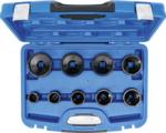 Nutmutternschlussel-Satz Zapfen außen liegend KM4 - KM12 9-tlg