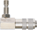 Kuhlsystem-Bajonettadapter 90° abgewinkelt fur 8027, 8098