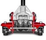 Hydraulischer Wagenheber, Doppelpumpe 3 Tonnen