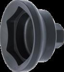 Achsmuttern-Schlussel Sechskant fur SAF Anhangerachsen SW 85 mm