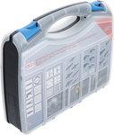 Kunststoffrohr- & Kupplungs-Sortiment 95-tlg