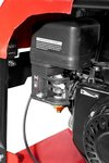 Vibrationsplatte mit Benzinmotor - 25kn