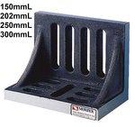 Winkelplatten mit Verstärkungsrippen