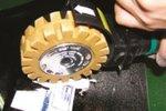 Farbe - Maschine zum Entfernen von Rost und Aufklebern LPC