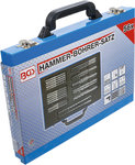 Hammer-Bohrer-Satz SDS-Schaft, Hartmetallspitze 4 - 12 mm 56-tlg