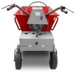 Elektrischer Minidumper 500kg hydraulisch