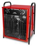 Warmluftgeblase elektrisch 15kw 3x400V