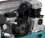 Riemengetriebener Olkompressor 10 bar - 50 Liter