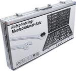 Ratschenring-Maulschlussel-Satz SW 6 - 32 mm 22-tlg