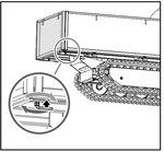 Mini-Raupendumper mit Schaufel 500kg