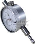 Messuhr, DIN 878, Durchmesser 42 mm, 8 mm Schaft, H6