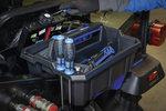 Werkzeug-Tragekoffer Verstarkter Kunststoff inkl. Werkzeugsortiment 66 Stück
