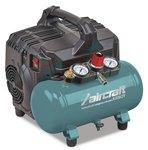 Gerauscharmer Kompressor 8 bar 6l 54l/min