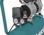 Mobiler gerauscharmer Kompressor 8 bar 24l 60l/min