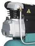 Mobiler Kompressor 10 bar 25l 132l/min