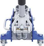 Rangier-Wagenheber hydraulisch Aluminium-Stahl-Konstruktion 1,5 t