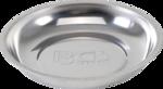 Magnetische Schale aus Edelstahl Ø 150 mm