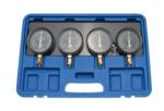 Synchronvergaser Tester mit 4 synchronen Uhren 26 Stck