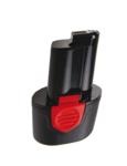 8-teiliges Li-Ionen-Akku-Polier- und Schleiferset, in Werkzeugschale für Werkstatt-Trolleys