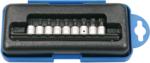 Bit-Einsatz-Satz | Antrieb Innenvierkant (1/4) Torx 9-tlg.