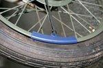 Motorrad Felgenschutz