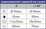 Trimmen - ø 315 mm