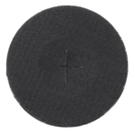 Gummistützscheibe Ø 125 mm