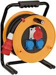 Brobusta® CEE 1 IP44 Kabeltrommel für Industrie/Bau 30m