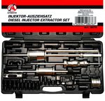 Injektionsextraktor-Werkzeugsatz
