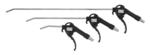 Druckluft-Ausblaspistolen-Satz, 3-tlg