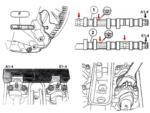 Motor-Einstellwerkzeug-Satz fur BMW, Land Rover V8