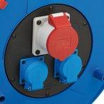 Garant CEE 1 IP44 Kabeltrommel für Industrie/Bau 30m
