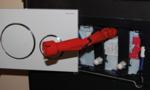 Installationsschlüssel-Satz | für WC-Sitz | 4-tlg