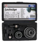 Lochsägen-Satz | Ø 19 - 64 mm | 11-tlg