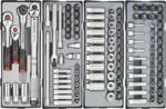Praktischer Werkzeugwagen 376-teilig
