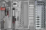 Praktischer Werkzeugwagen 303-teilig